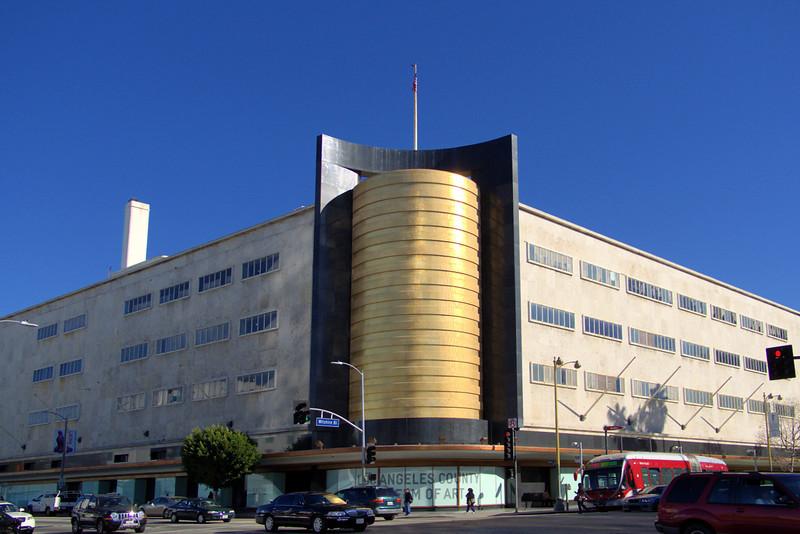 LACMA Building (old May Company)