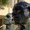 LACMA sculpture garden
