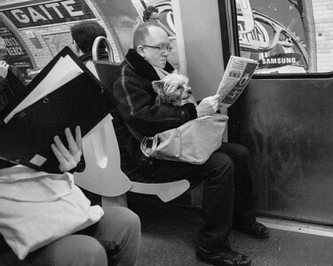 reading the paper together
