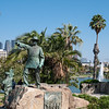 MacArthur Park Los Angeles: General Harrison Gray Otis