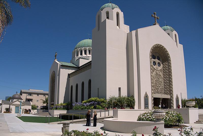 Saint Sophia Cathedral, Los Angeles