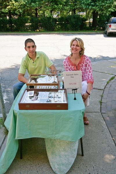 Katonah Sidewalk Sales