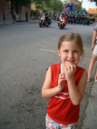 Keller Parade - September 2008