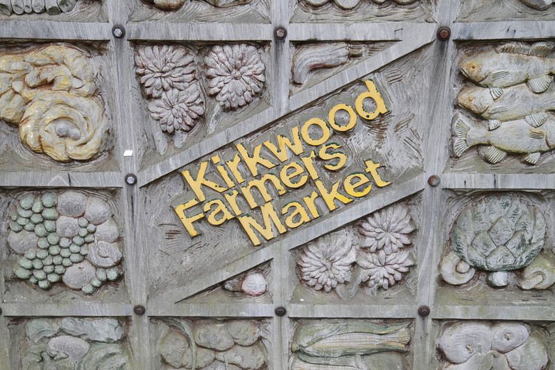 Autumn feel at the Kirkwood Farmer's Market