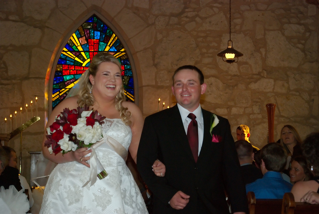 Wedding of Lindsay Covey and Rodney Dennis