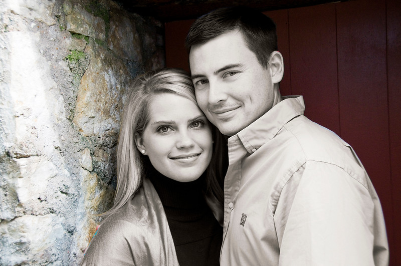 Wilkerson-Bolin Engagement Portraits