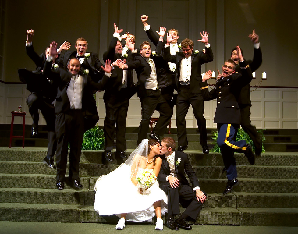 June 21, 2008 Wedding of Kirby Hines and Jim Gibbs