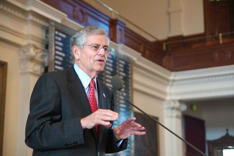 Texas Speaker Tom Craddick