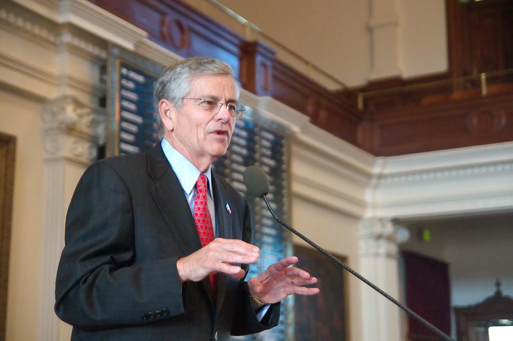 Texas Speaker Tom Craddick