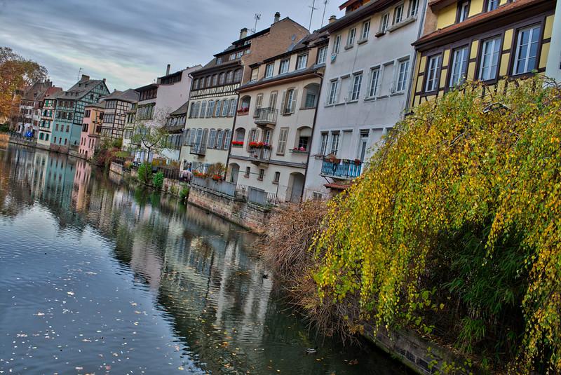 Petite Venise - Strasbourg