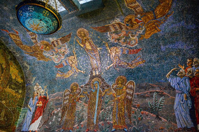 Chapelle des anges - Mont Sainte Odile
