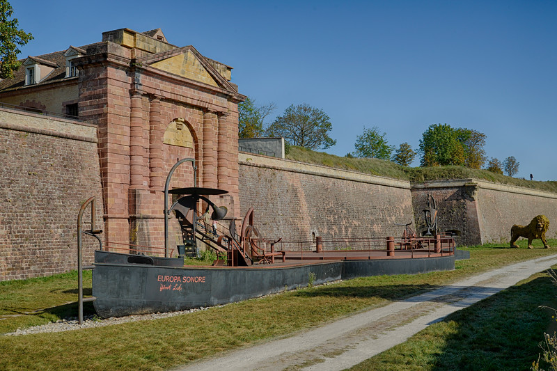 Porte de Belfort - Neuf Brisach