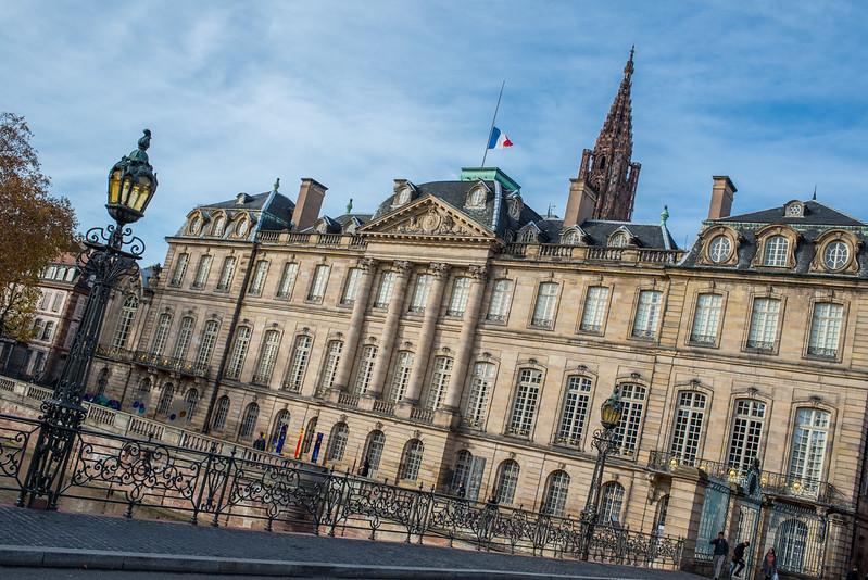 Chateau des Rohan - Strasbourg