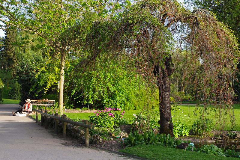 Le Jardins des plantes - Nantes