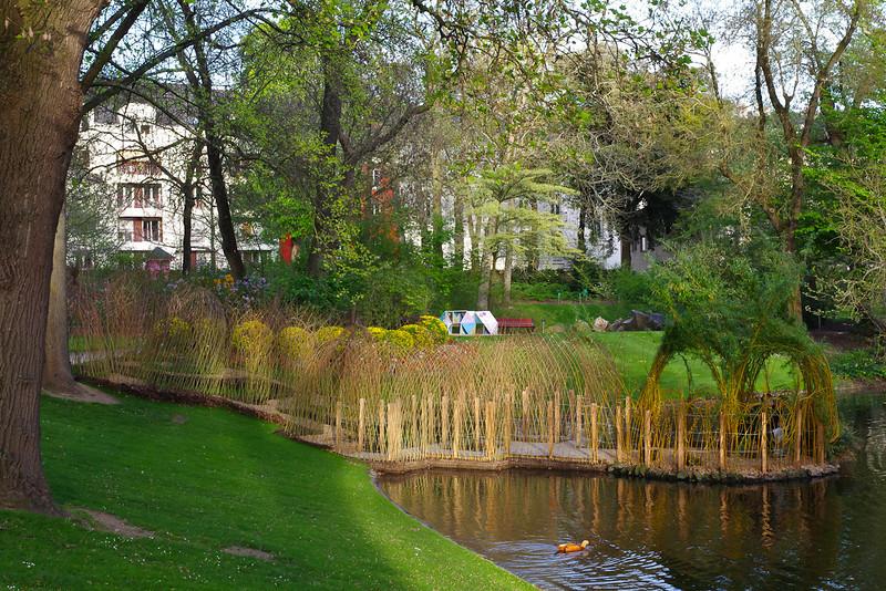 Jardins des plantes - Nantes