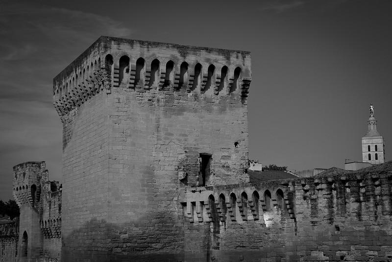 Avignon's Ramparts