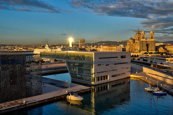 Cathédrale La Major - Marseille