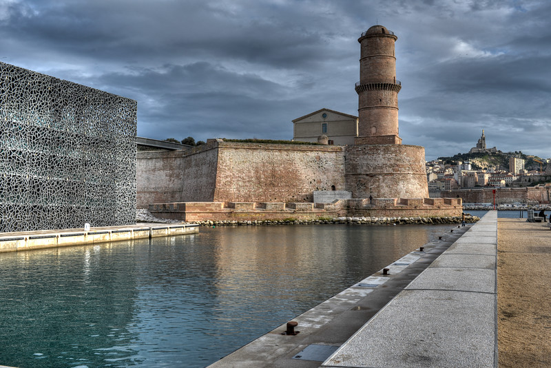 Fort Saint-Jean - Marseille