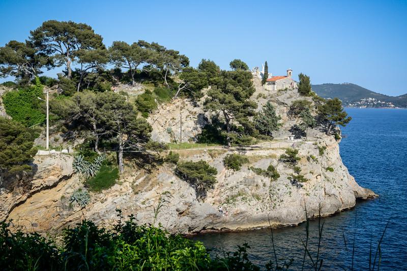 Notre Dame de Cap Falcon - Toulon