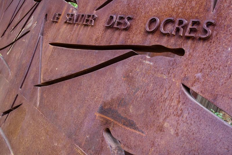Sentier des Ocres - Roussillon (France)