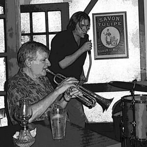 Joe Noto & Gian soothe Lanjou.....