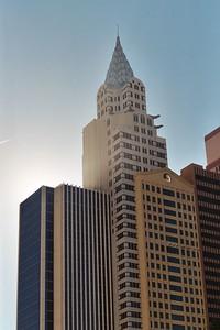 The Chrysler Building in Vegas?  New York New York