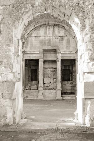 Temple de Diane - Nimes