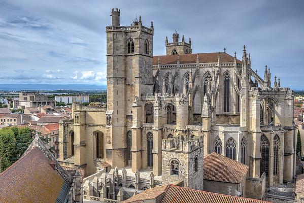 Cathédrale de Saint-Just & Saint-Pasteur - Narbonne