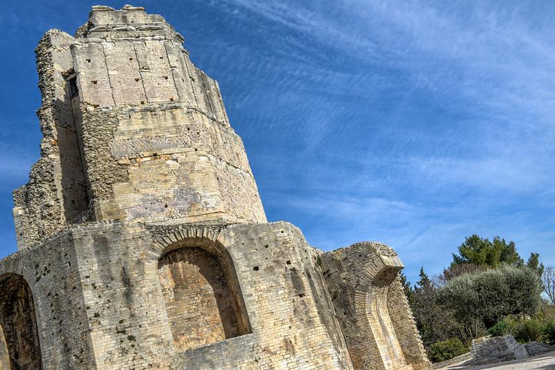 La tour Magne - Nimes