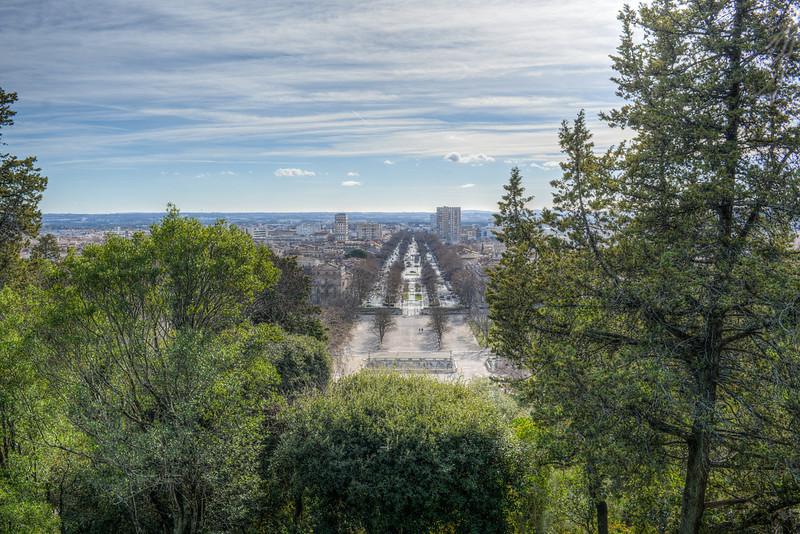 Avenue Jean Jaures - Nimes