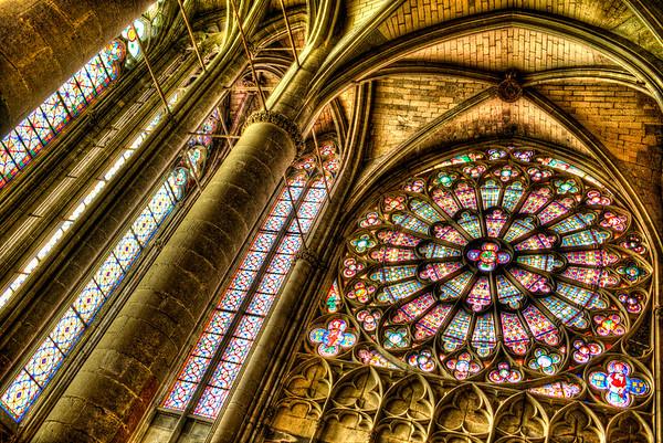 Basilique Saint-Nazaire - Carcassonne