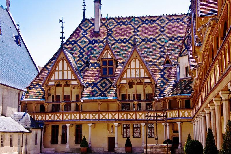 Les Hospices de Beaune - Cote d'or - France