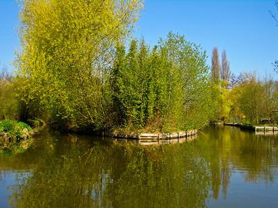 Les hortillonnages - Amiens - France