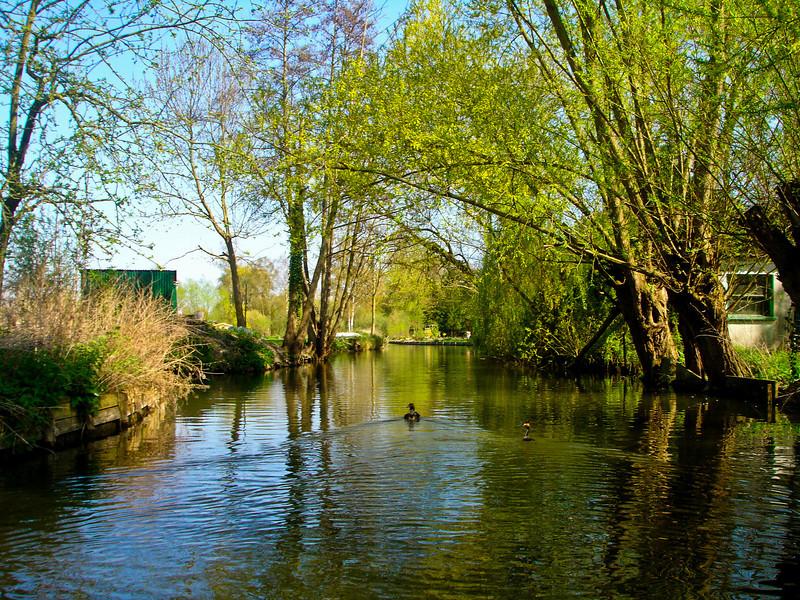 les Hortillonnages d'Amiens - Somme - France