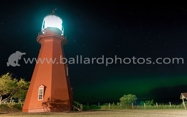 La Martre Lighthouse, Quebec, Canada