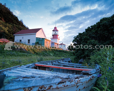 Cap Chat Lighthouse, Quebec, Canada