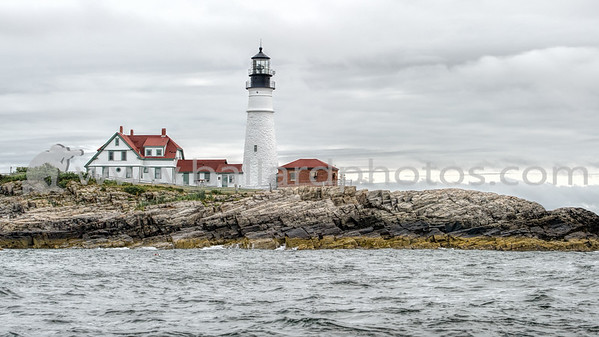 Portland Head Lighthouse – Portland Harbor, Maine