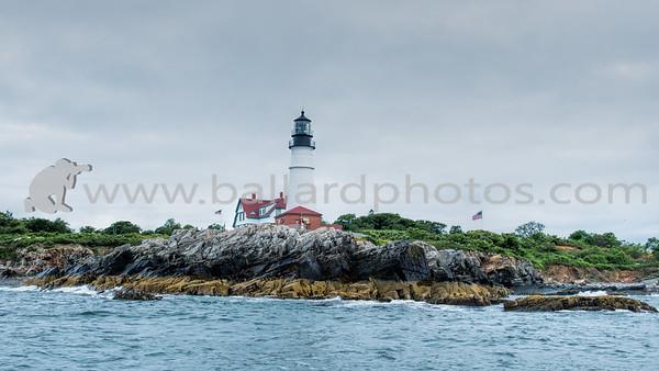 Portland Head Lighthouse – Portland Harbor, Maine