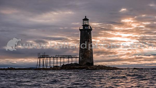 Ram Island Ledge - Portland, Maine
