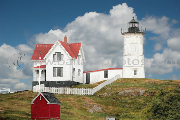 Cape Neddick, Nubble, Maine