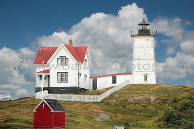 Cape Neddick, Nubble, Maine