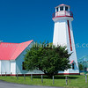 Campbellton Range Rear Lighthouse - New Brunswick,  Canada