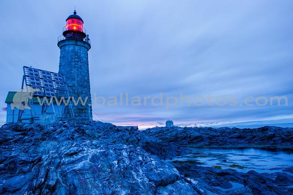 Halfway Rock, Maine - Casco Bay