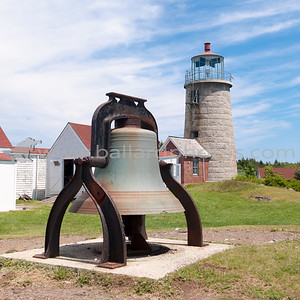 Monhegan Island Light, Mohegan is an island in Lincoln County, Maine