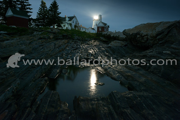 Pemaquid Point,  New Harbor, Maine