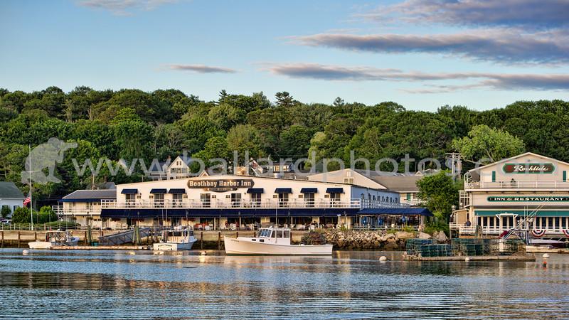 Boothbay Harbor Inn, 31 Atlantic Ave, Boothbay Harbor, Maine