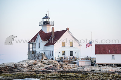 Cuckolds Lighthouse, Cuckolds, Maine