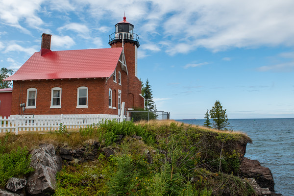 Eagle Harbor Lighthouse, Eagle Harbor, MI https://www.lighthousefriends.com/light.asp?ID=224