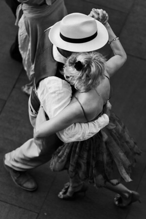 Tango in Southbank