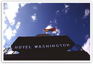 The Hotel Washington